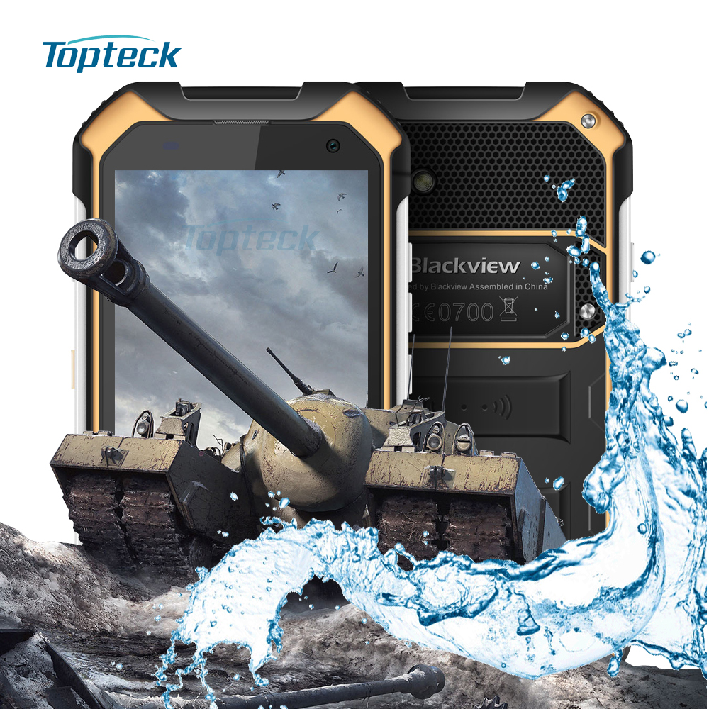 Blackview BV6000s 4G NFC Waterproof Shockproof Smartphone Android 6.0 MT6735A Quad Core 2GB + 16GB 8MP 4200mAh OTG Mobile Phone(China (Mainland))