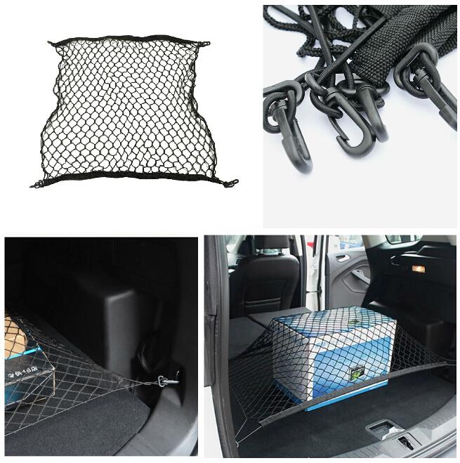 CAR Mesh Truck Net 4 Hook for Ford Escape Explorer Edge Flex Mustang Kuga Fiesta Focus Flex(China (Mainland))