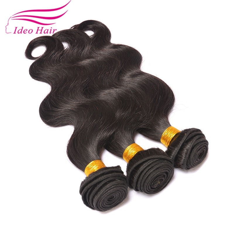 13×6 lace frontal with bundles Sexy formula hair with closure Malaysian body wave bundles with closure 4pcs lot