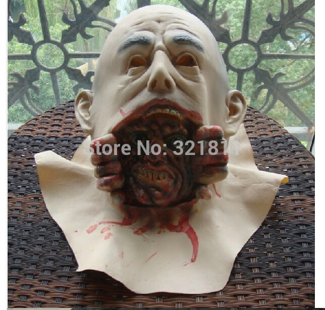 2014 horror masquerade party masks halloween mask carnival latex realistic Monster Mask