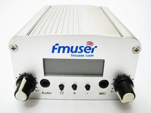 10pcs 5W V5.0 CZH-5C FM stereo PLL broadcast transmitter GP050 antenna power KIT DHL EMS UPS FEDEX Free shipping(China (Mainland))