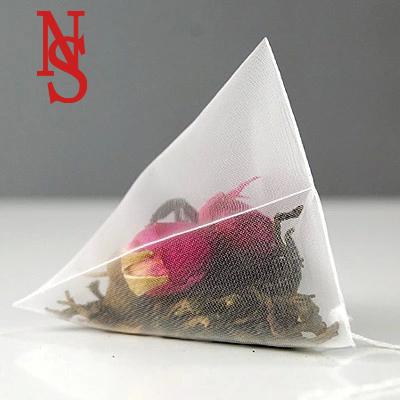 Rose black tea Pyramid tea bags Triangle tea bag Scented tea Slimming Beauty Aroma Mini Bag Red Flower Te Free Shipping CB8(China (Mainland))