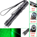 New 809 Green Laser 10Miles Range 532nm Green Laser Pointer Light Pen Visible Beam High Power