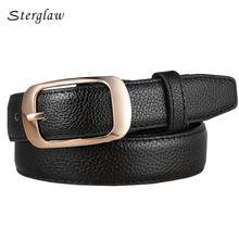 Buy 15 color Belts Women Cintos Femininos 2017 Buckle Women's Leather Belt Waistband Female Straps PU Buckle cowboy belts Y116 for $3.80 in AliExpress store