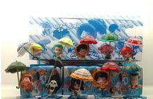 One Piece Action Figure 10pcs/set Anime Figures 7cm Hot Toys Pvc Luffy Mini Cartoon Figure Kid Gift Brinquedo
