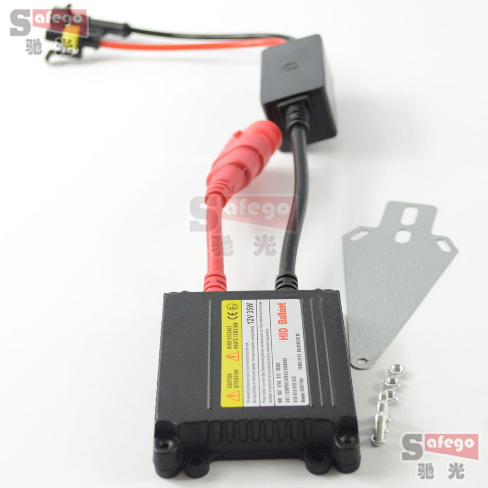 buy 1pc bi xenon h4 xenon ballast dc 12v hid ballast use with 4300k 12000k. Black Bedroom Furniture Sets. Home Design Ideas