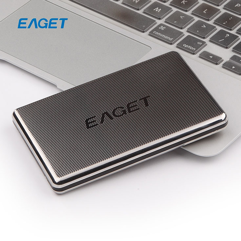EAGET G50 500G USB 3.0 High-Speed Full Stainless Steel Encryption External Hard Drives HDDs Desktop Laptop Mobile Hard Disk(China (Mainland))