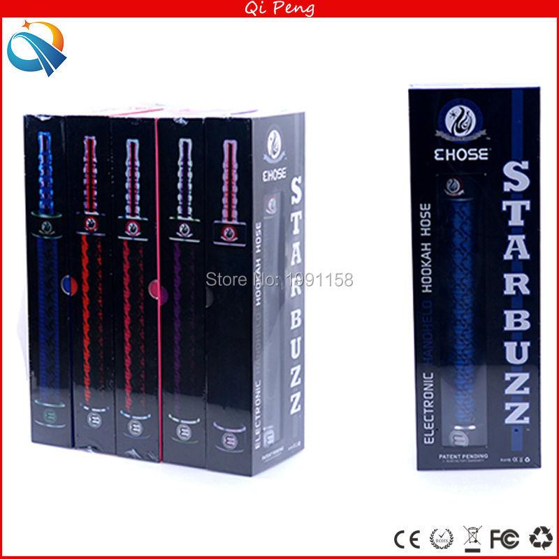 5pcs/lot e hookah kits e hose hookah starbuzz kits electronic hookah elektronik sigara Cartridge ehose smoking pen e cig kit(China (Mainland))