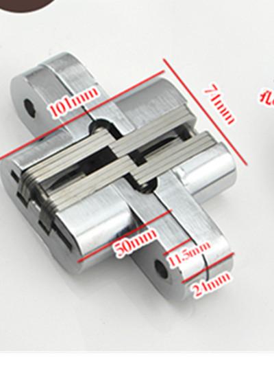 Concealed door hinge concealed hinge stainless steel hinge anti-theft door hinge(China (Mainland))