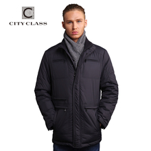 CITY CLASS 117 New Mens Autumn Jackets And Coats Classic Casual Long Stand Collar Jacket Free Shipment Black Blue Autumn Top(China (Mainland))