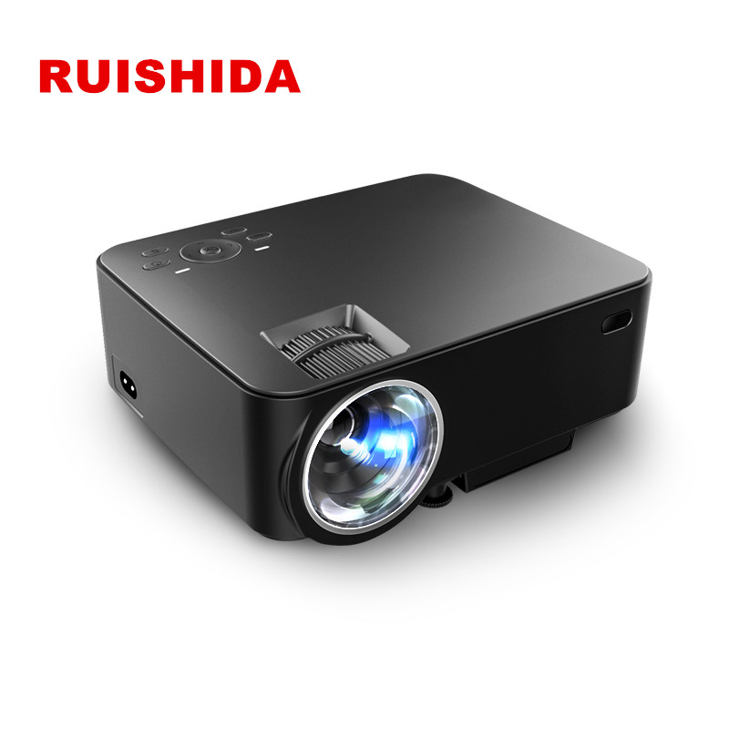 2016 low price high quality multimedia home theater for Mini projector price