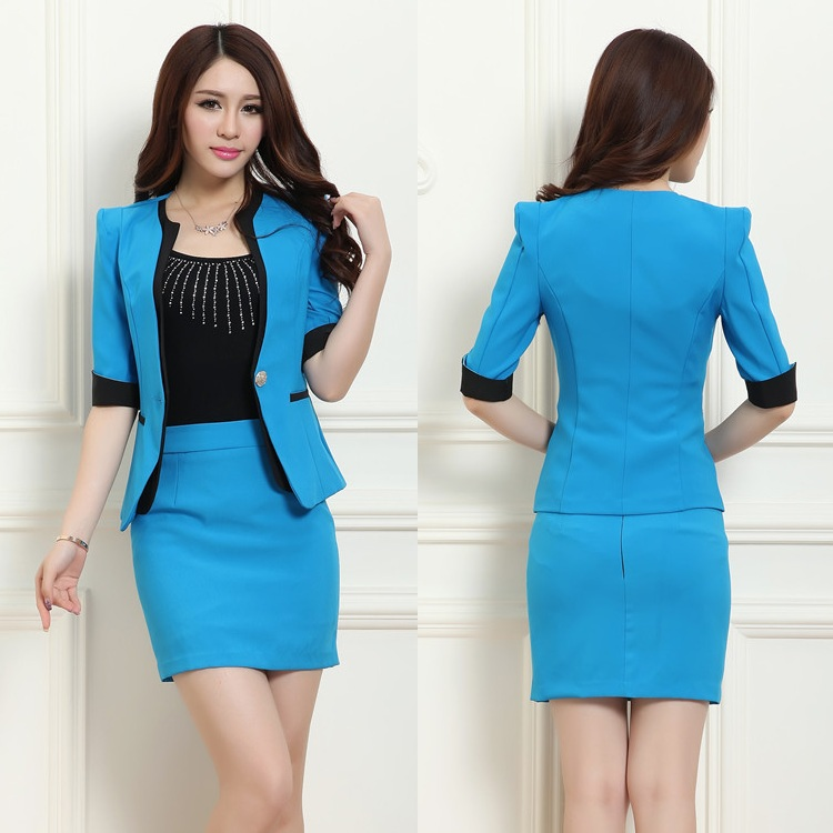 Ladies Dress Suits For Work