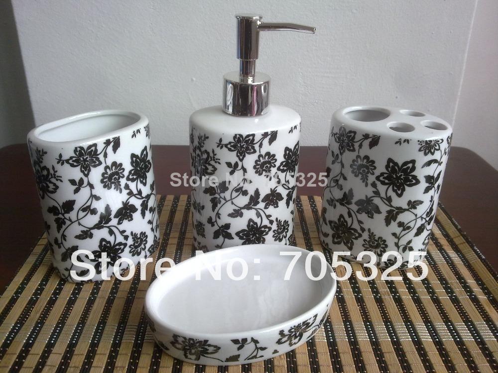 good quality bathroom ceramic soap dispenser dish
