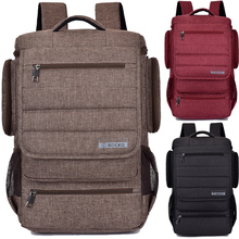 15 15.6 Inch Waterproof Nylon Computer Laptop Notebook Backpack Bags Case Messenger School Backpack for Men Women(China (Mainland))