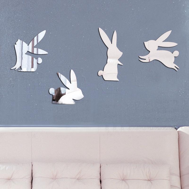 Pared de conejo compra lotes baratos de pared de conejo for Stickers pared baratos
