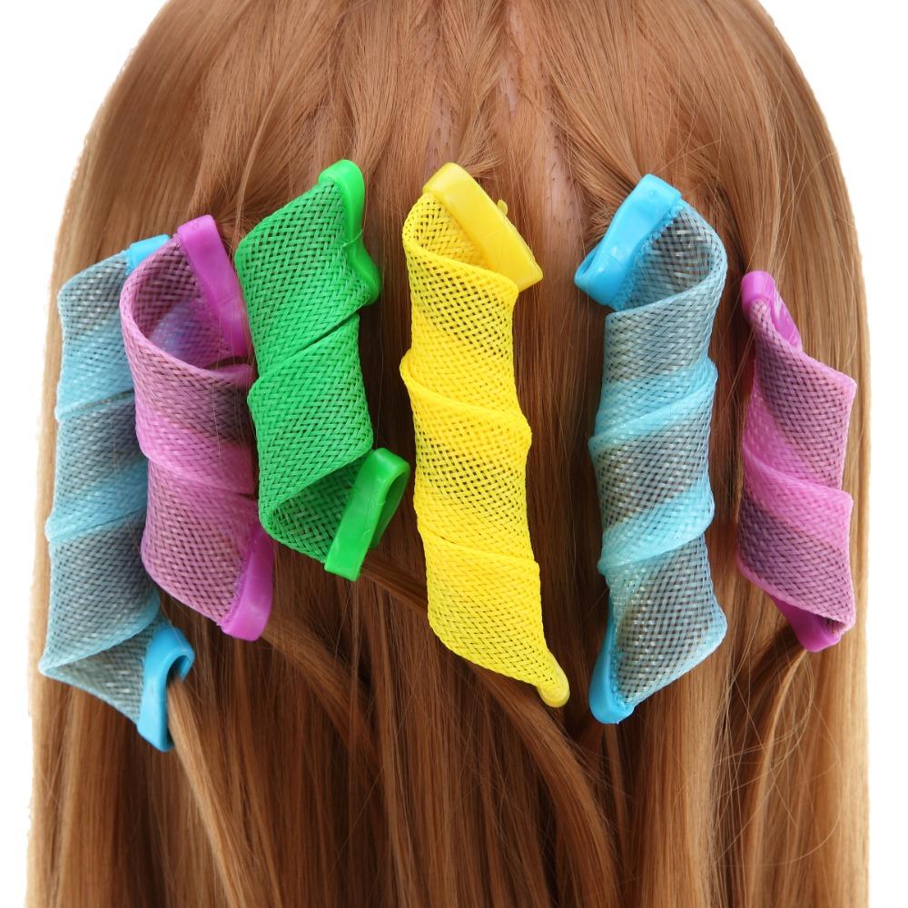 spirale rouleaux pour cheveux promotion achetez des. Black Bedroom Furniture Sets. Home Design Ideas