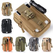 Multifonction haute capacité tactique militaire hommes Sport sac de taille sac étanche de course Fanny Pack pour téléphone Mobile porte - monnaie(China (Mainland))