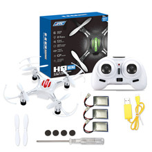 MIni Drone JJRC H8 mini Headless Mode 6-Axis Gyro 2.4GHz drones quadcopter Remote Control Toys Nano Copters VS jjrc H20 CX10W