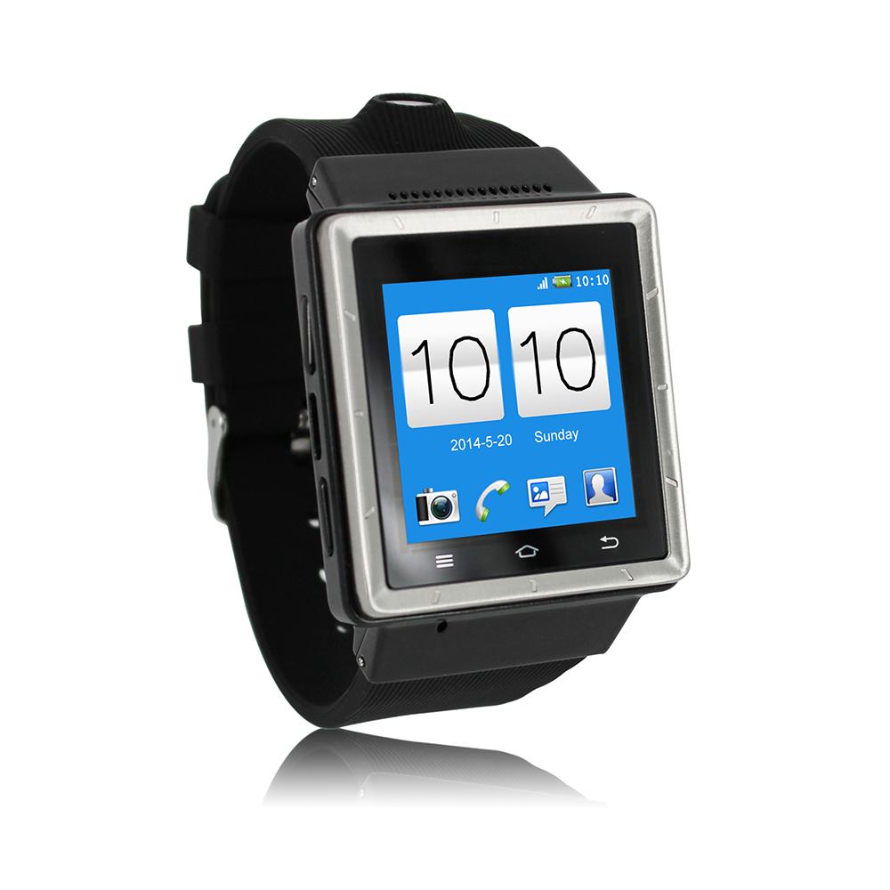 Новые ZGPAX С6 разблокирован Мульти-функциональный Bluetooth Смарт-часы с Android 4.04 с 8 Гб TF МТК6577 Bluetooth часы для iPhone
