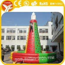 2015 durable Inflatable Climbing Wall For Adults(China (Mainland))