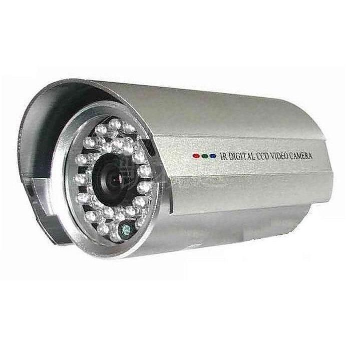 Cable 600TV surveillance camera 60 outdoor waterproof camera with night vision real time watch monitoring