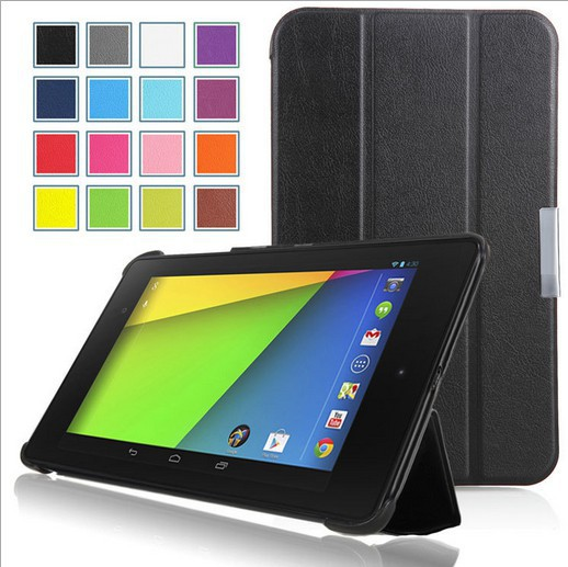 !!A12 tablet computer holster slim protective sleeve case Google nexus 7 inch (4 colors) - Shenzhen magic Technology Co. Ltd. store