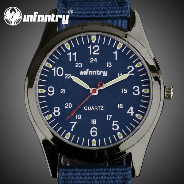Infantry watch since 2010