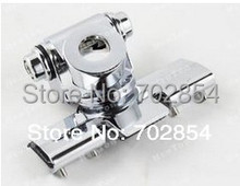 free sipping silvery RB-400 Car antenna Mount for Mobile Radio S0239 connector use(China (Mainland))