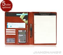 A4 портфель листа с калькулятором недвижимости папка клинч договор купли-продажи клип к контакту зажим a4 портфель