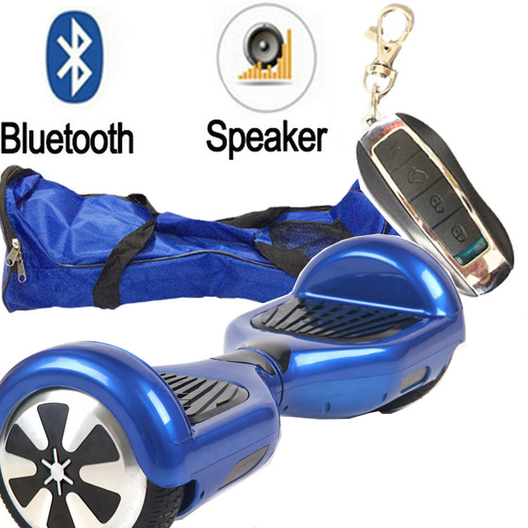 US Stock 6.5 inch Two Wheels Smart Self Balancing Electric Scooters Drifting oxboard Electric Personal Transporter Hoverboard