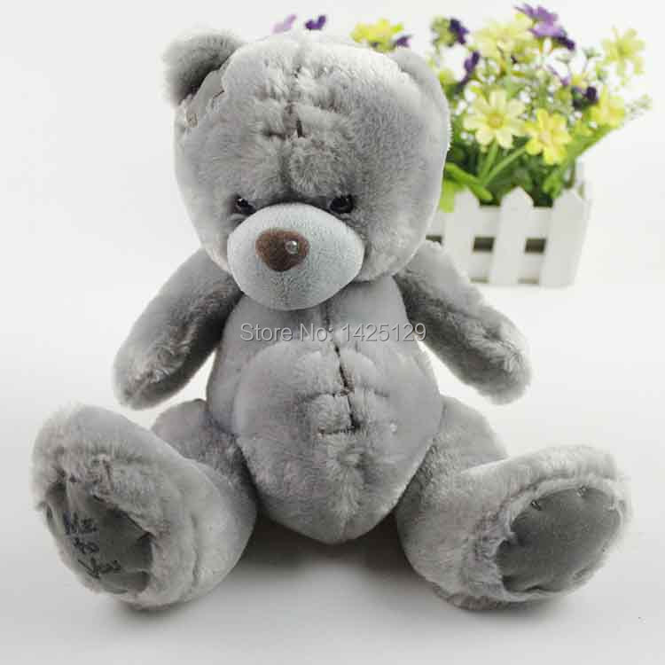 2015 New exquisite cute plush beggar bear children toys & birthday gifts - Jerry's shop store