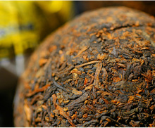 Pu erh ripe tea High Quality Big Sale Compressed health Chinese traditional tea Fragrant puer1000g 10pieces