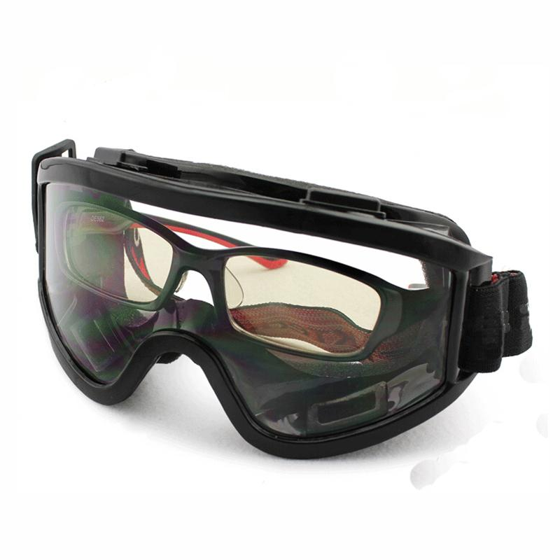 High Quality Anti-Dust Sand-Proof Safety Glasses Cycling Glasses Wind Impact Industrial Labor Insurance Tactical Goggles<br><br>Aliexpress