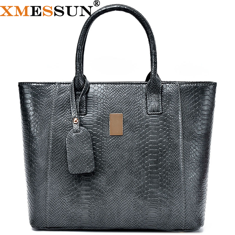 2 pcs/set Faux PU Leather Tote Snake Skin Women Leather Handbags Purses Big Real Hand Bags Large Evening Bag Brand Clutch(China (Mainland))