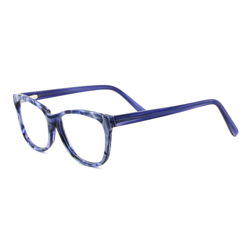 reven glasses f1152 acetate eyeglasses frame for women and men fashion stylish eyewear optical glasses frame