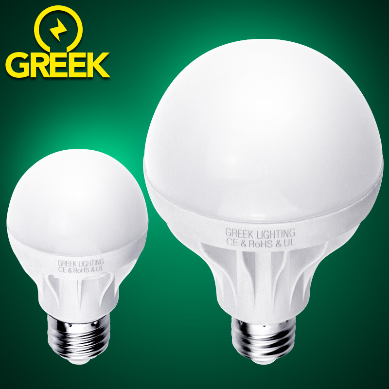 Quality E27 Led bulb SMD 5730 220V 110V High power Led E27 bulb 3w 5w 7w 9w 12w 15w 18w 20w LED bulb whith warm white Light Lamp(China (Mainland))