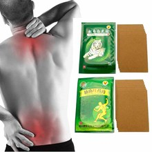 8Pcs White Tiger+8Pcs Red Tiger Pain Patch Muscle  Massage Relaxation Herbs Medical Health Care Plaster Joint Pain Killer D0001(China (Mainland))