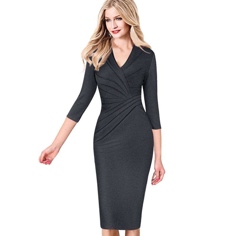 Aliexpress.com : Buy Vfemage Womens Elegant Sexy V Neck ...