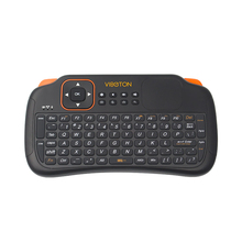 Buy Wireless Mini Keyboard 2.4G Touchpad Mouse Raspberry Pi 3 Handheld Keyboard Multimedia Gaming PC Android Windows for $13.79 in AliExpress store