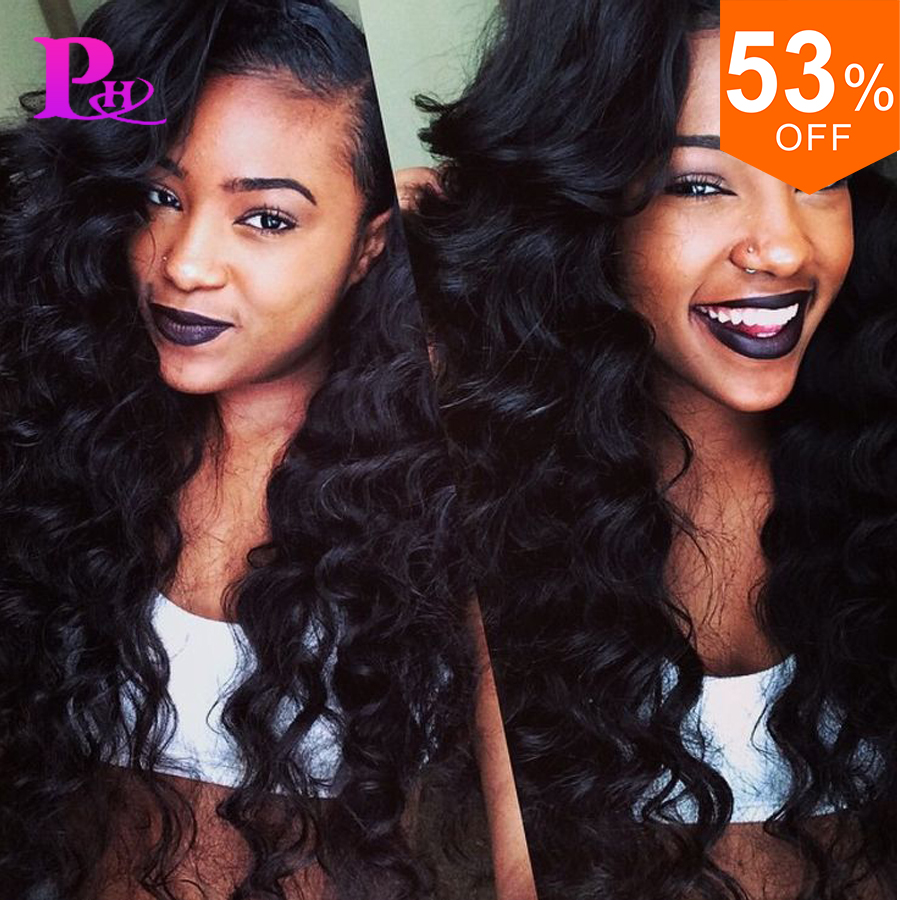 6A Unprocessed Virgin Peruvian Hair Body Wave 100g Cheap Peruvian Hair Natural Black Human Hair Weave 4 Bundles Shedding Free <br><br>Aliexpress