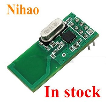 Best price ! Free shipping High quality 10PCS  2.4GHz Wireless Transceiver RFID Module,wholesale