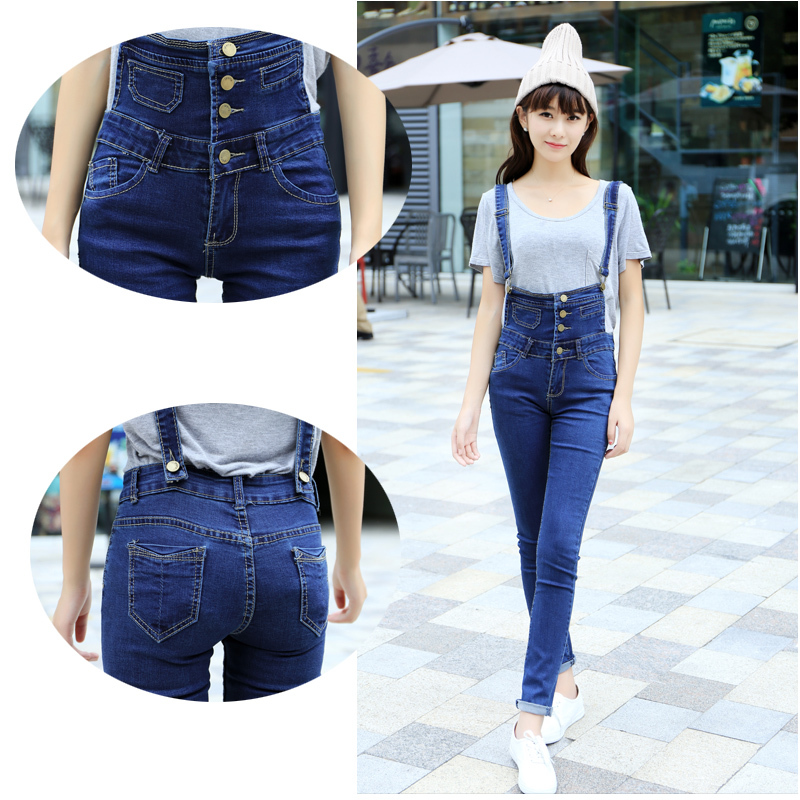 Blue Jean Jumpsuits For Women Photo Album - Fashion Trends and Models