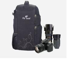 High quality Multifunction professional double shoulder camera font b bag b font backpack font b case