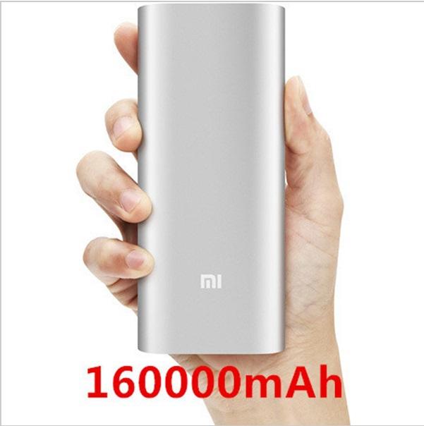 Original Xiaomi Power Bank 16000mAh Li-ion Baterry New Portable Mobile Power Bank MI Charger 16000mAh for phones,pad,mp3<br><br>Aliexpress