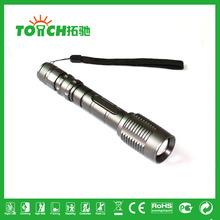 Super Powerful 2x18650 LED Flashlight 6000 Lumens XML T6 Torchlights LED Flashlights tactical lamp lights promotion 8067(China (Mainland))