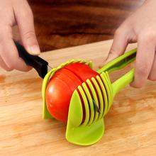 1Pc  Potato Food Tomato Onion Lemon Vegetable Fruit Slicer Egg Peel Cutter Holder ZH867(China (Mainland))
