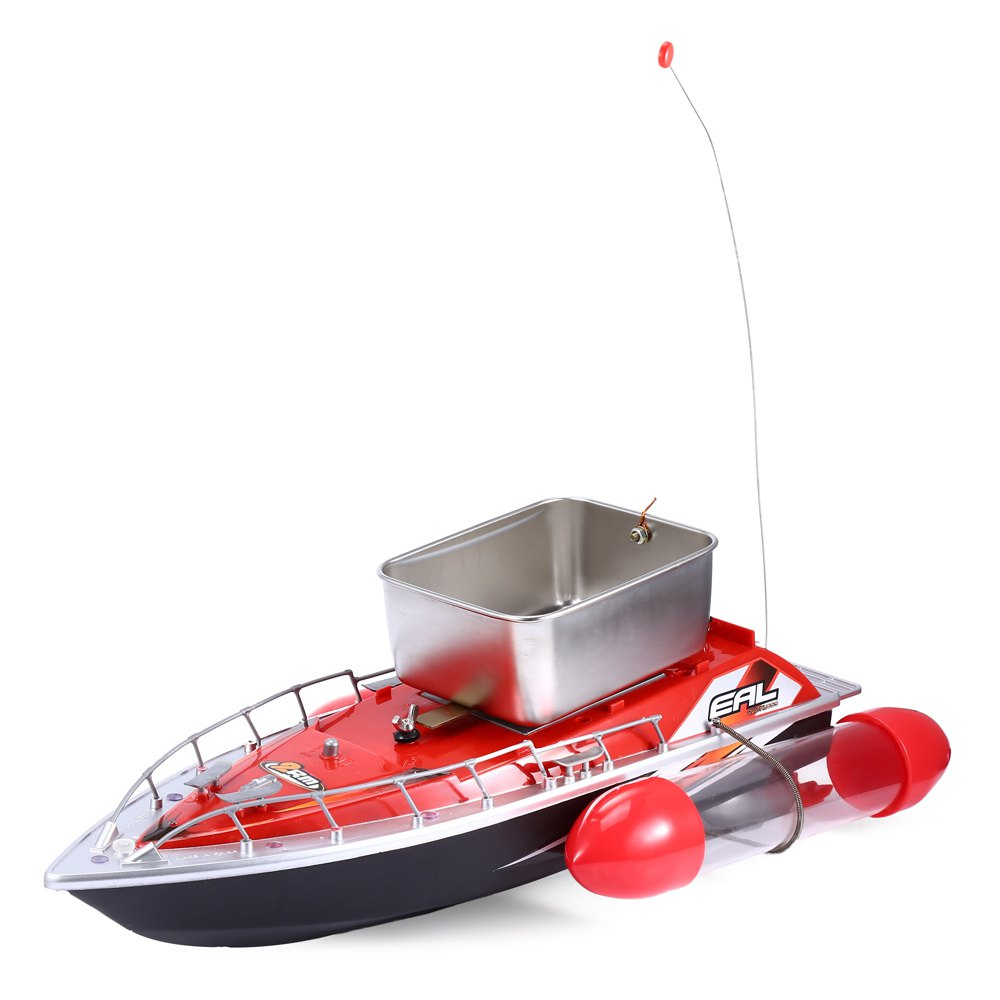 Hot Selling Fishing Bait Boat Unique Design Mini RC Boat Wireless Fishing Lures 200M Remote Control Fish Finder boat for Fishing(China (Mainland))
