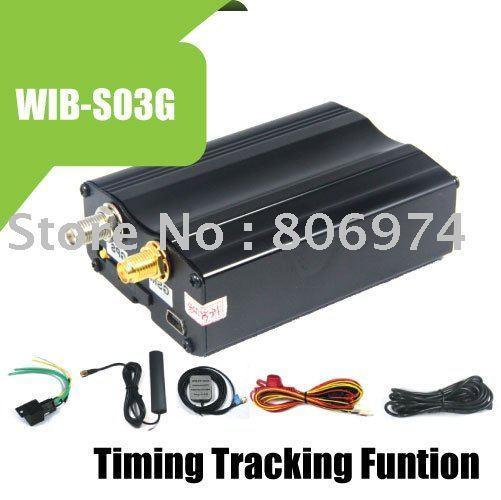 Mini GSM GPS tracker GPS/GSM Multi-Functions Vehicle Tracker S03GS