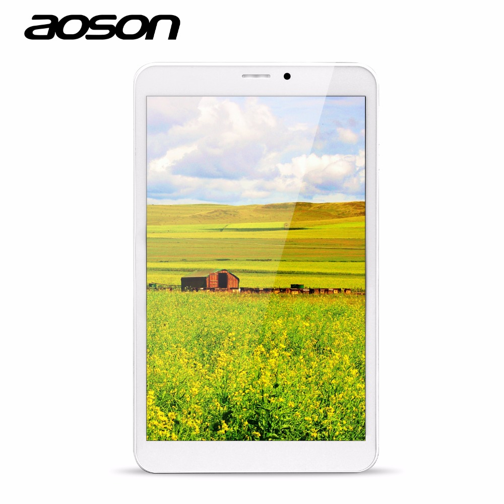 Aoson M86TG 8 inch Phablet 3G phone call Android 5.1 MTK8321 Quad Core 1GB+8GB ROM IPS Screen GPS Bluetooth 4.0 2.0MP/5MP CAMERA(China (Mainland))