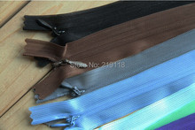 Free Shipping 60 cm Invisible zipper length garment accessories 50pcs(China (Mainland))